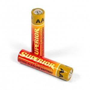 Batterie AAA Superior
