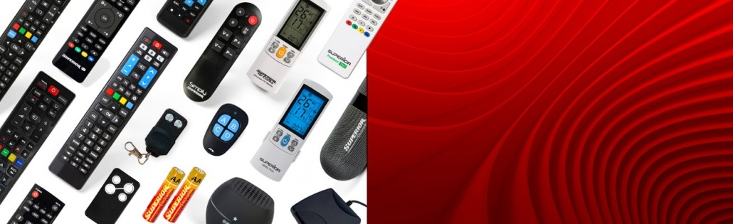 Remote controls - Superior Electronics