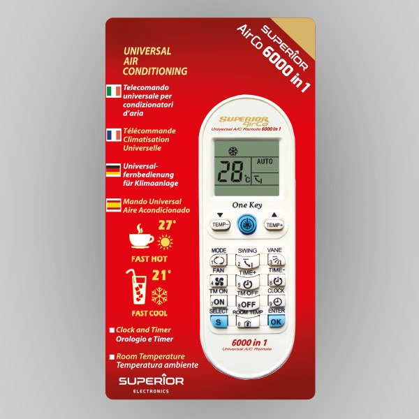 AirCo-6000 in 1 - Superior Electronics