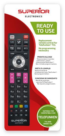Telefunken Smart TV Replacement - Superior Electronics